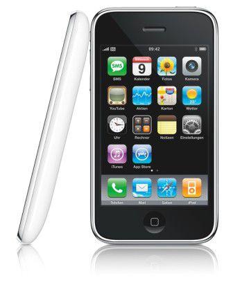 Jetzt auch bei Simyo zu haben: das Apple iPhone 3G.