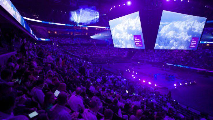 Microsoft Partnerkonferenz 2014 in Washington