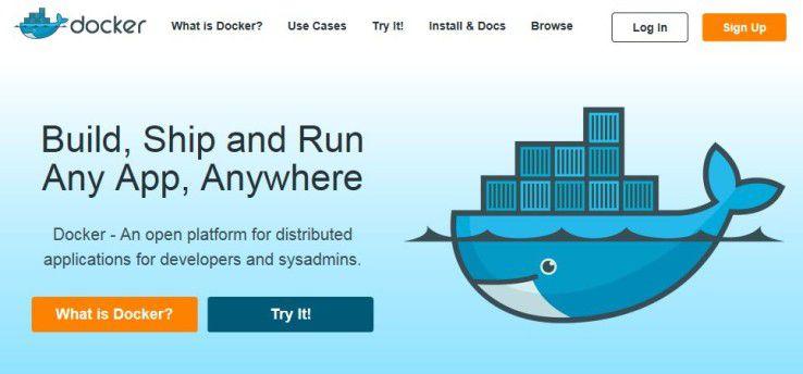 Mehr als 20.000 Open-Source-Projekte sind bereits rund um die Container-Technik Docker entstanden.