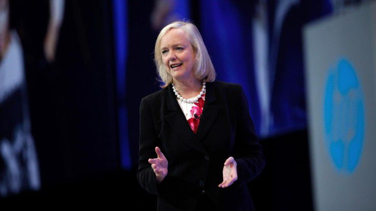 HP-Chefin Meg Whitman