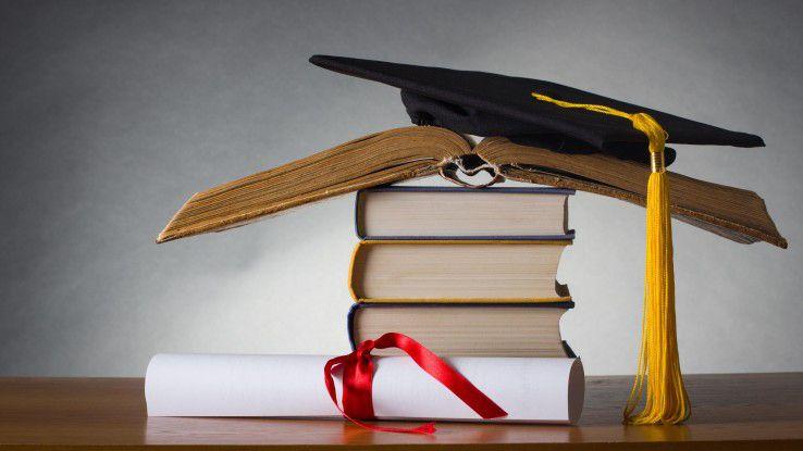 Auch wenn der Bachelorabschluss auf immer mehr Akzeptanz bei den deutschen Unternehmen trifft, sind Masterabsolventen oder promovierte Berufseinsteiger sehr gefragt.
