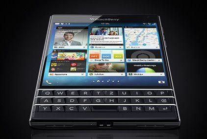 Trotz Android-Abstecher soll das hauseigene Blackberry-Betriebssystem weiterentwickelt werden.