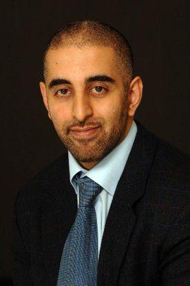 Raj Samani: Vice President und Chief Technical Officer von Intel Security EMEA.