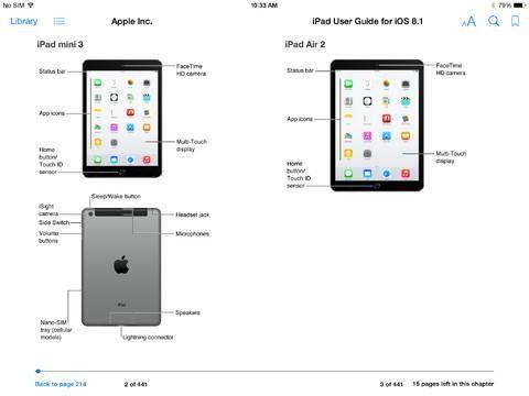Kaum äußerliche Unterschiede zu den Vorgängern: iPad Air 2 und iPad Mini 3