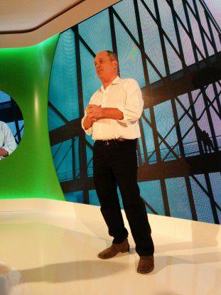 Frog-Boss Andy Zimmerman ging mit den Bedienoberflächen klassischer Software hart zu Gericht.