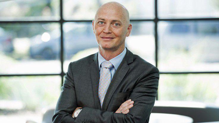 """""""Sämtliche Service-Informationen laufen nun zentral zusammen"""", so Jens Schäffeler, Leiter techn. Einkauf bei McDonald´s Deutschland"""