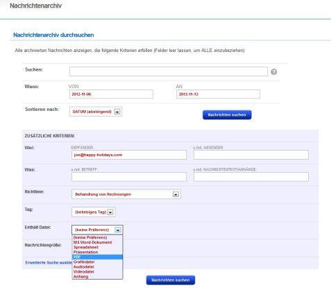 Mailstore bietet Softwarelösung für Provider zur E-Mail-Archivierung in der Cloud.