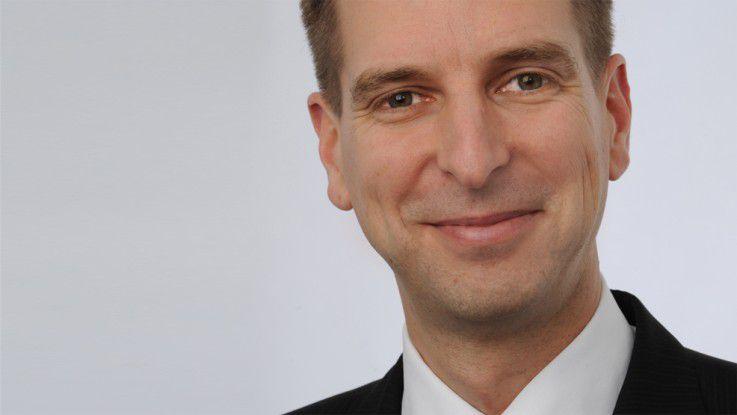 Carsten Bange, Geschäftsführer des Business Application Research Center (Barc)
