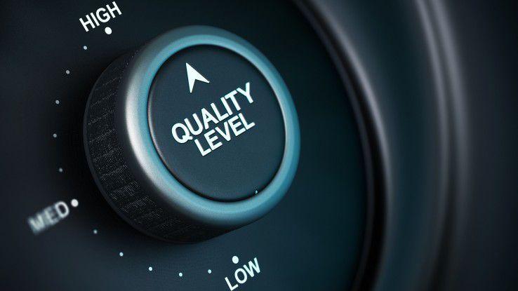 Um einen hohen Qualitätslevel zu erreichen, ist die Unternehmens-IT ein wichtiges Hilfsmittel.