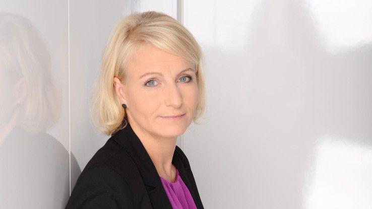 Jasmin Kraetz verantwortet die Personalarbeit beim Internetdienstleister Netpioneer.