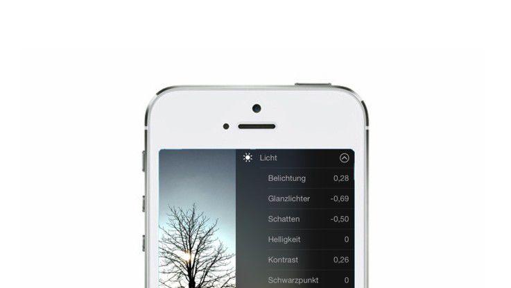 Bekommt der Nachfolge des iPhone 6 einen Frontblitz?
