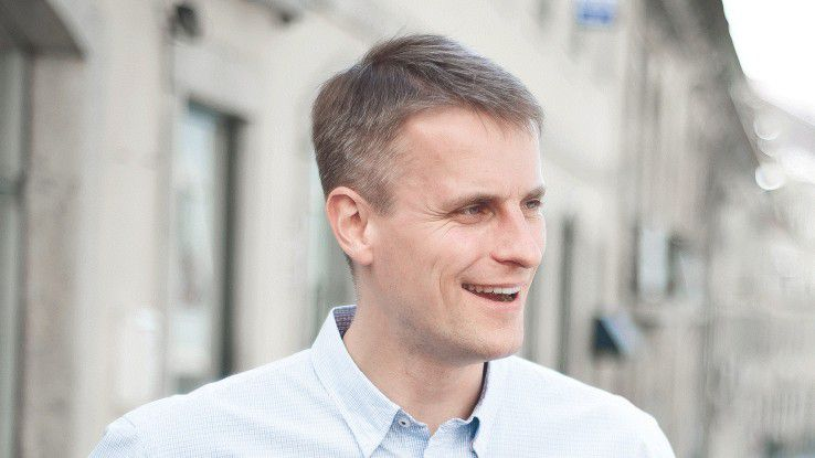 Patrik Sallner, CEO MariaDB Corporation