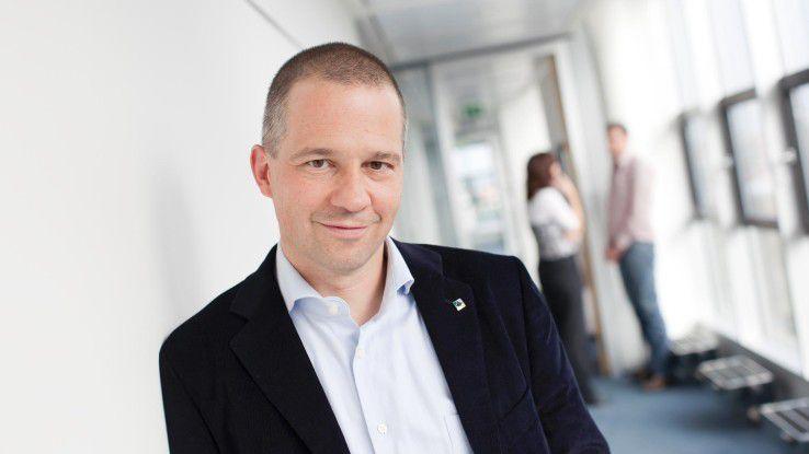 """Volker Maiborn, Geschäftsführer MaibornWolff: """"Der Scrum Master steuert Gespräche und Meetings durch Moderation statt durch Vorgaben."""""""