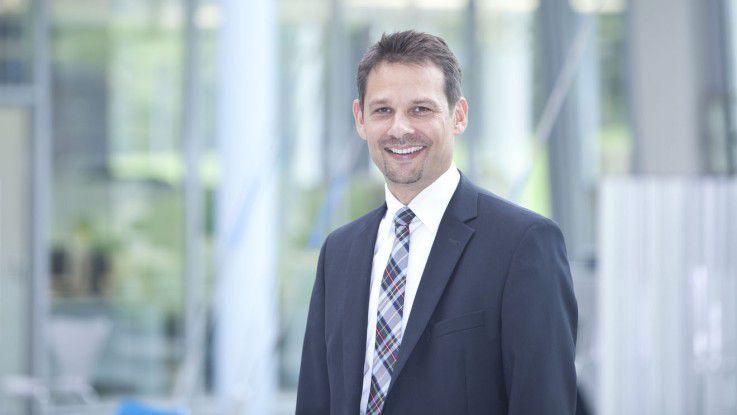 Festo-Personalchef Boris Wörter, will in diesem Jahr weitere 30 Softwareentwickler einstellen.