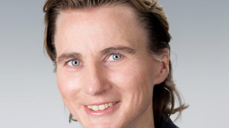 Dagmar Zippel ist bei Accenture Deutschland für das Recruiting verantwortlich und weiß, dass Frauen nicht so forsch auftreten, wie ihre männlichen Kollegen.