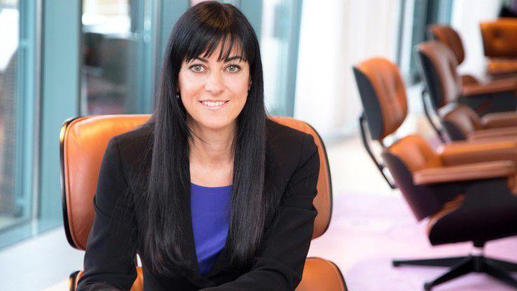 Sandra Babylon ist Managing Director bei Accenture und hat sich gefragt, weshalb der Frauenanteil im Topmanagement so gering ist.
