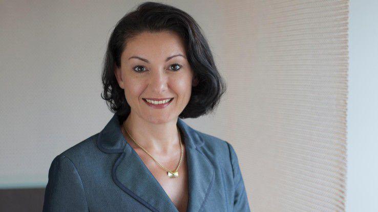 """Diana Coso ist Partner Sales Director bei EMC: """"Weibliche Führungskräfte haben einen besseren Blick auf das Ganze, weniger Konkurrenzdenken und mehr Verständnis."""""""