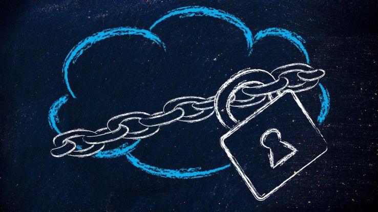 Bei Cloud Computing denken viele Mittelständler noch immer an Sicherheitsprobleme.