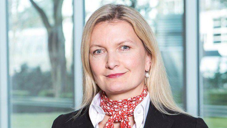 """Katrin Mühlhaus, KfW Bankengruppe: """"Wir haben klare Kriterien entwickelt, wann und wie ein Projekt aufzusetzen ist."""""""