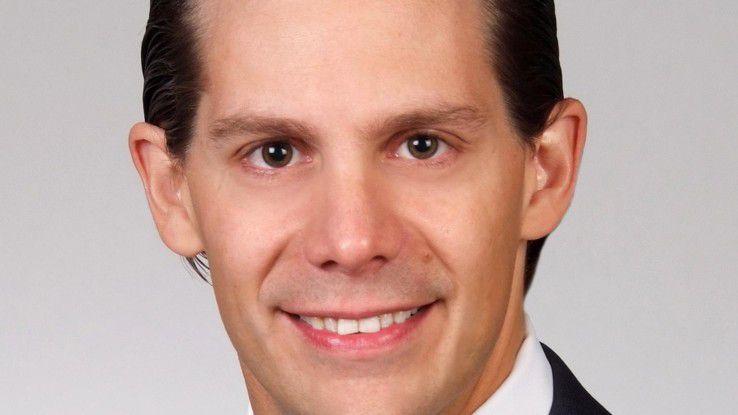 """Christian Neuerburg, Country Transformation Director der DIS AG: """"Der Markt wird sich 2017 stärker verändern."""""""