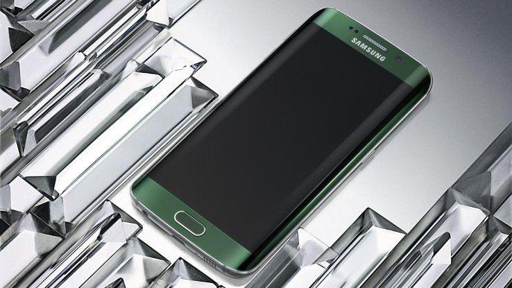 Samsung bietet das Galaxy S6 Edge jetzt schon ab 699 Euro an.