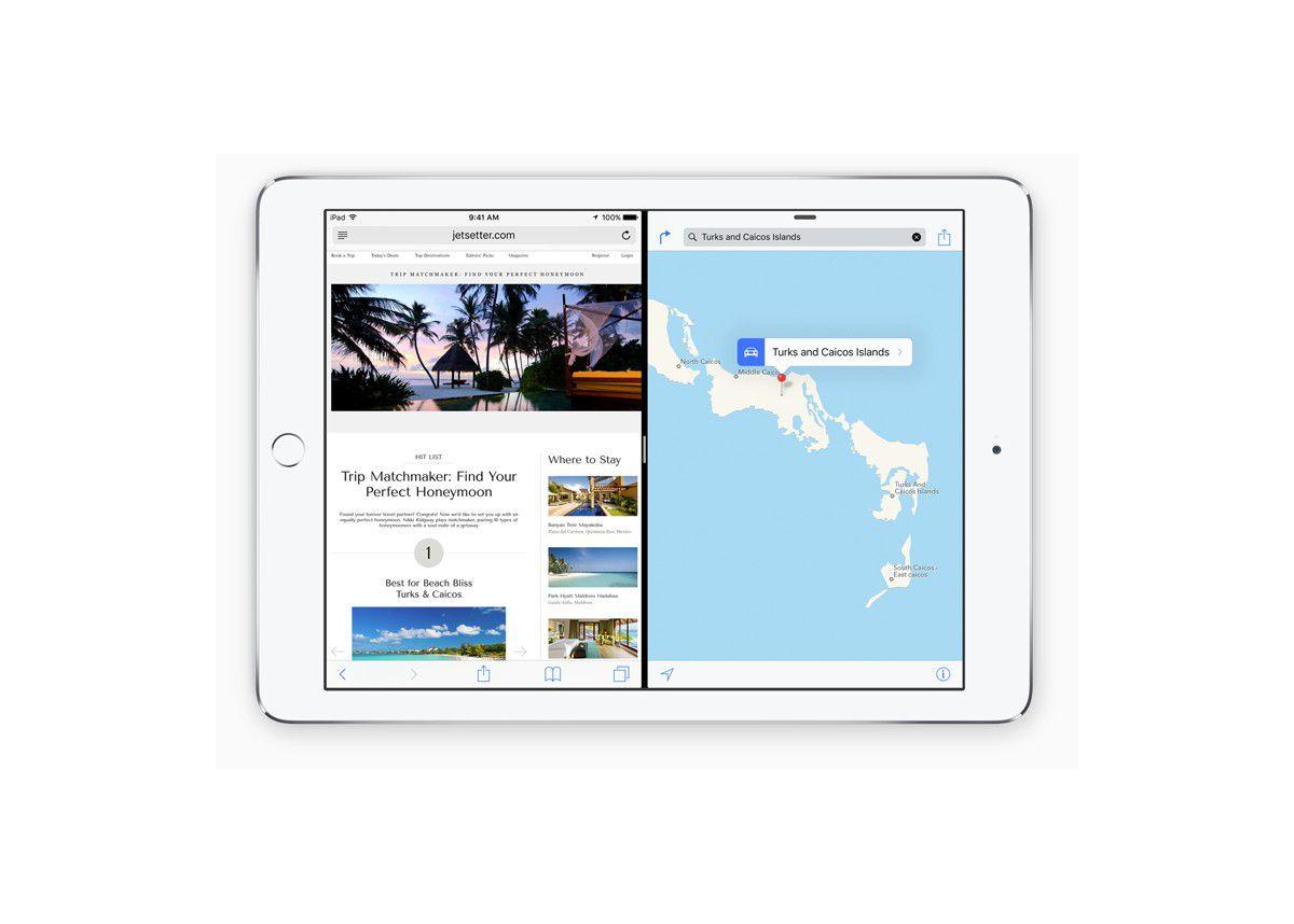 Slide Over, Split View und Picture in Picture: Apple iOS 9 auf dem ...