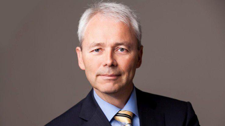 Andreas Schumann ist jetzt CIO beim Hamburger Kupferproduzenten Aurubis.
