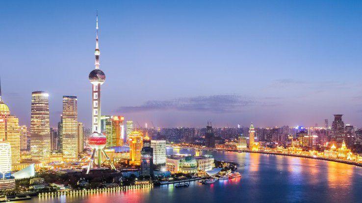 LEP 2016: Shanghai und der Besuch zweier Unternehmen vor Ort stehen mit auf dem umfangreichen Weiterbildungsprogramm.