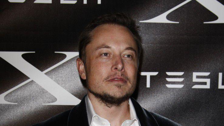 Tesla-Chef Elon Musk will über ein Gehirn-Computer-Interface künstliche Intelligenz unter Kontrolle halten.