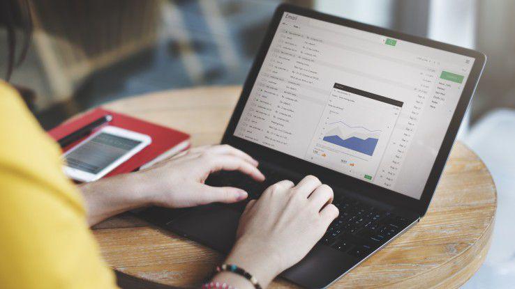 Nutzen Sie unsere Tipps für den richtigen Umgang mit E-Mails.