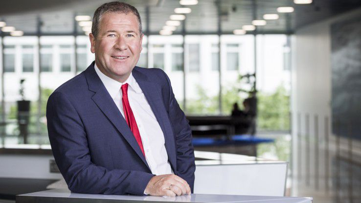 Klaus Straub, BMW CIO und Senior Vice President Information Management