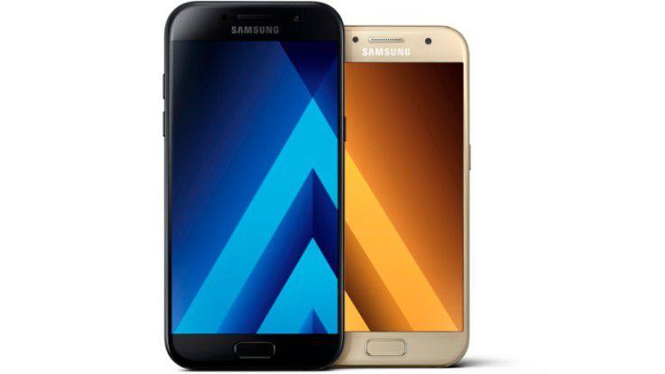 Galaxy A5 und A3