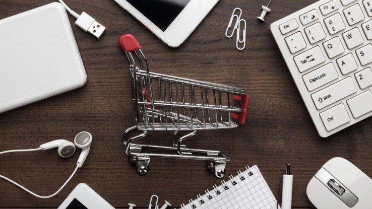 E-Commerce wird auch 2017 weiter wachsen - sagen die Analysten.