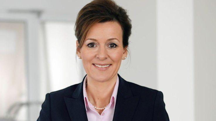 Dr. Diane Bitzel ist CIO beim Schweizer Chemie- und Pharmaunternehmen Lonza.