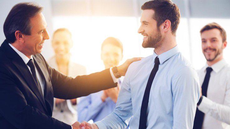 Höflichkeitsregeln gelten für die normale Zusammenarbeit wie für die virtuelle.