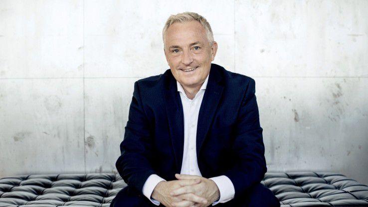 Michael Müller-Wünsch, CIO Otto Group, braucht mehr Mitarbeiter, um die Digitalisierung zu stemmen.
