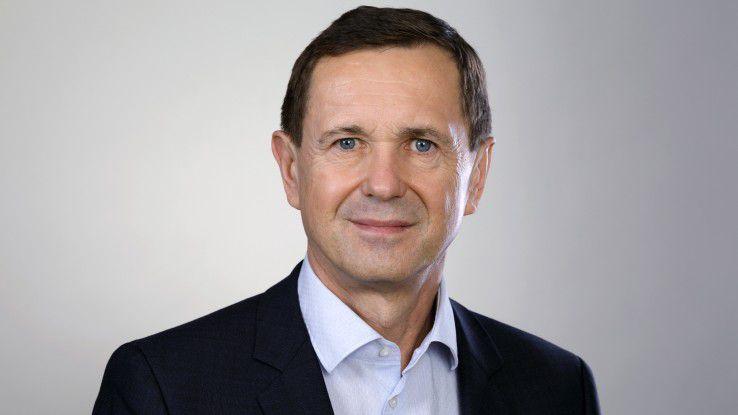Andreas Homolla, Dräger, gehört zu den besten Konzern-CIOs 2017.