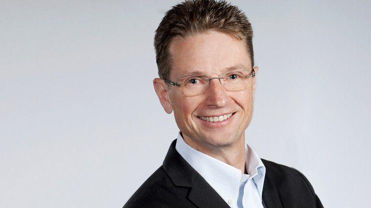 Michael Terhorst, BP Europa, schaffte es mit dem Projekt Transigo in die Top 10 der Großunternehmen.