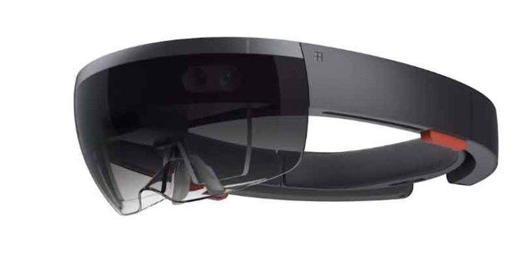Plant Apple einen Gegenentwurf zu Microsofts AR-Brille Hololens?
