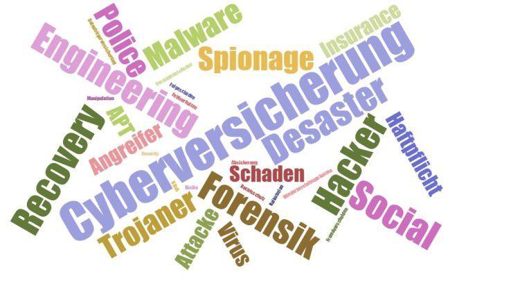 Das Feld der Cyberversicherungen umfasst zahlreiche Aspekte.