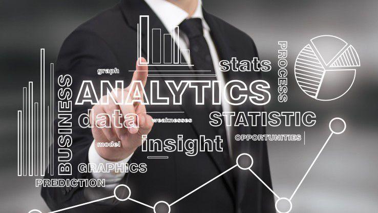 Entwickler in Sachen Big Data Analytics müssen breiter aufgestellt sein als herkömmliche Analytikexperten.