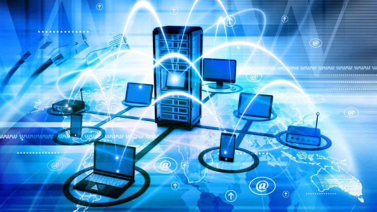 Im Netzwerk vertragen sich Linux und Windows gut. Mit der richtigen Konfiguration stellt der Datenaustausch kein Problem dar.