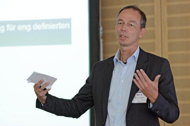 Norbert Pillmayer von Norcom.