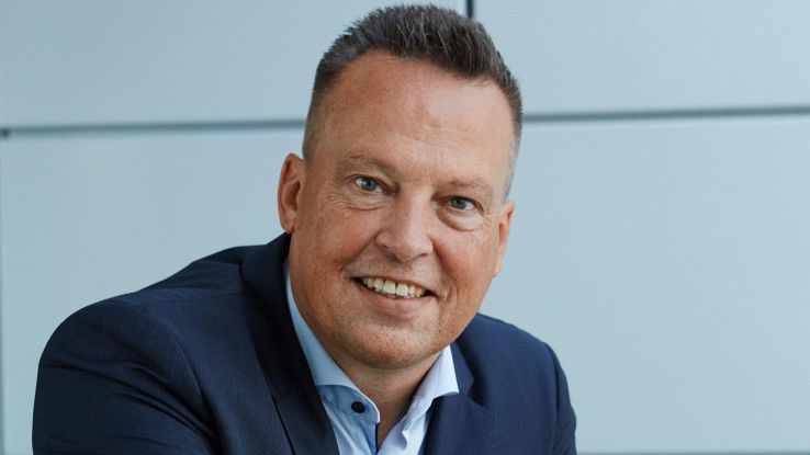 Henrik Jorgensen ist Country Manager bei Tableau Software in Frankfurt.