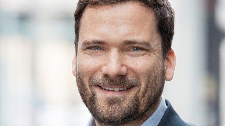 Jens Schulte ist Director of HR Marketing & Recruiting bei Rohde und Schwarz.