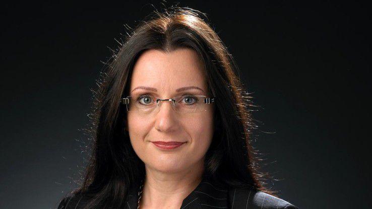 Elisabeth Heinemann ist Professorin für Mobile Computing in der IT an der Hochschule Worms.