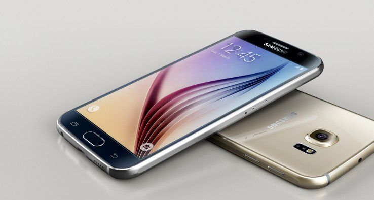 Wenig bekannt: Neben Galaxy S6 und S6 Edge bietet Samsung mit dem S6 Duos auch eine Dual-Sim-Variante an.