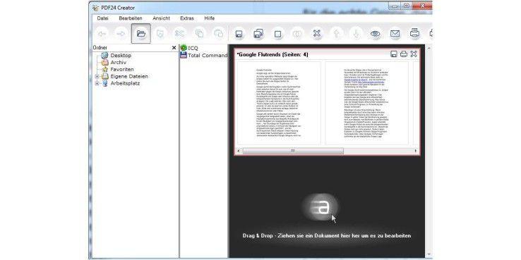 Geniale Gratis-PDF-Tools ersetzen Acrobat & Reader DC