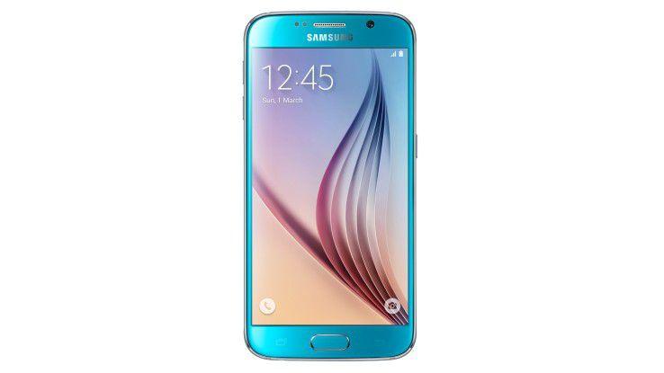 Mit dem Samsung Galaxy S6 lässt sich ab sofort VoLTE im Netz der Deutschen Telekom nutzen.