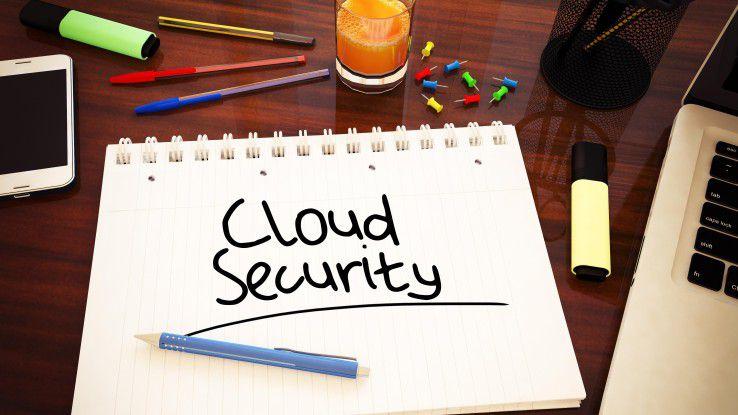 Der Zugang zur Cloud muss überwacht und geschützt werden. Dies ist eine anspruchsvolle Aufgabe, wenn man an die Vielfalt der benötigten Zugriffsrechte, die verschiedenen Geräte und die unterschiedlichen Rollen der Nutzer denkt.